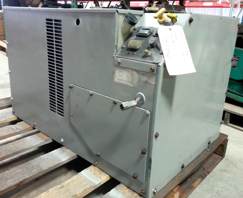 RV / MOTORHOME GENERAC 75D RV DIESEL GENERATOR FOR SALE