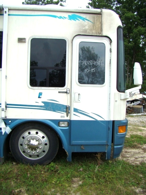 Rv Exterior Body Panels 2001 Islander By National Model