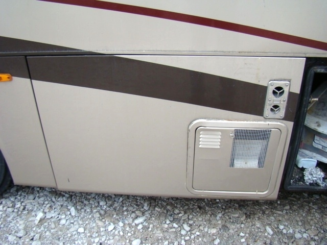 Rv Exterior Body Panels Used Rv Parts 2003 Travel Surpreme Motorhome Parts Travel Surpreme Rv