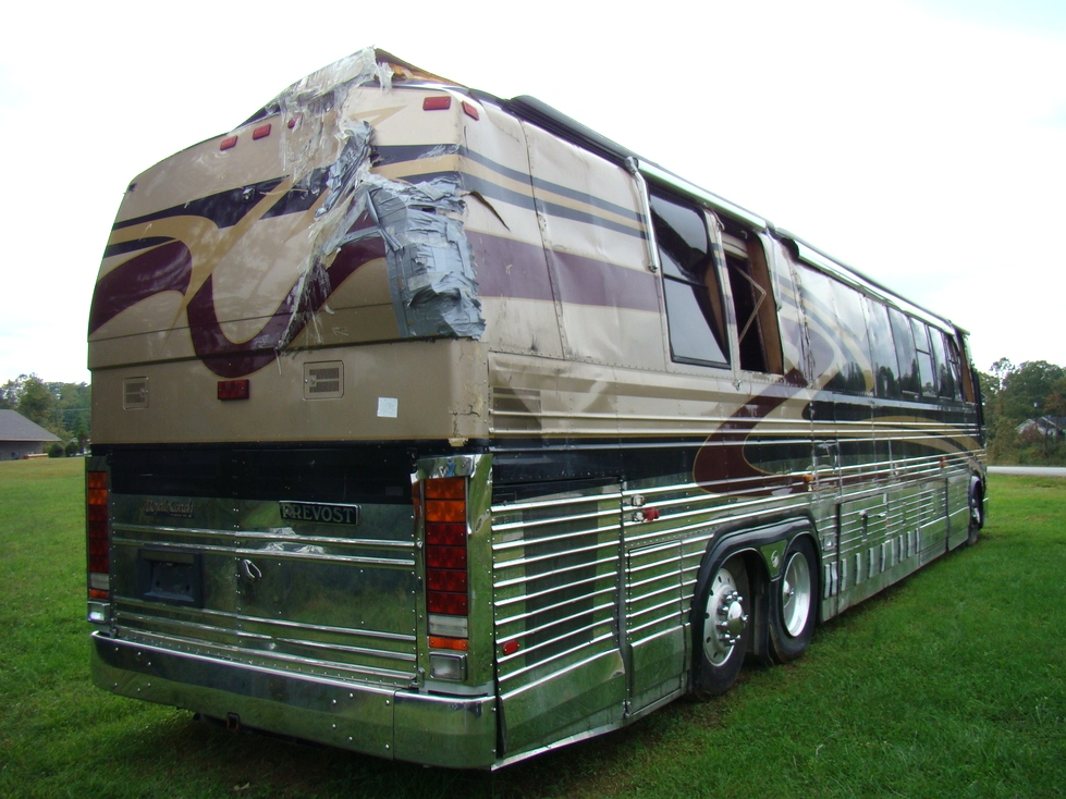 Prevost motor coach for Used motor coach buses for sale
