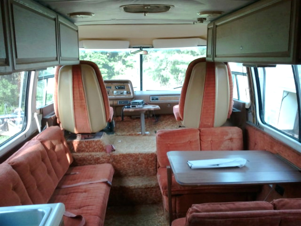 Gmc Camper Van Inside – Home Exsplore