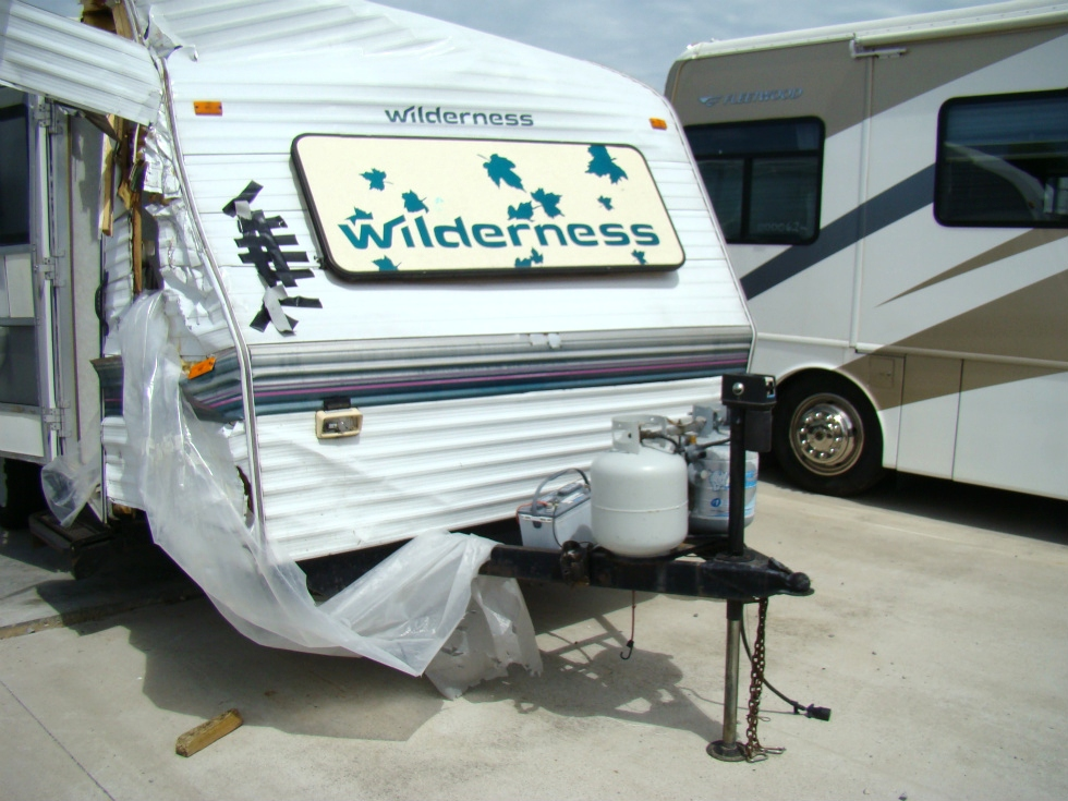 Parts Of A Camper : Rv exterior body panels wildwood wilderness used