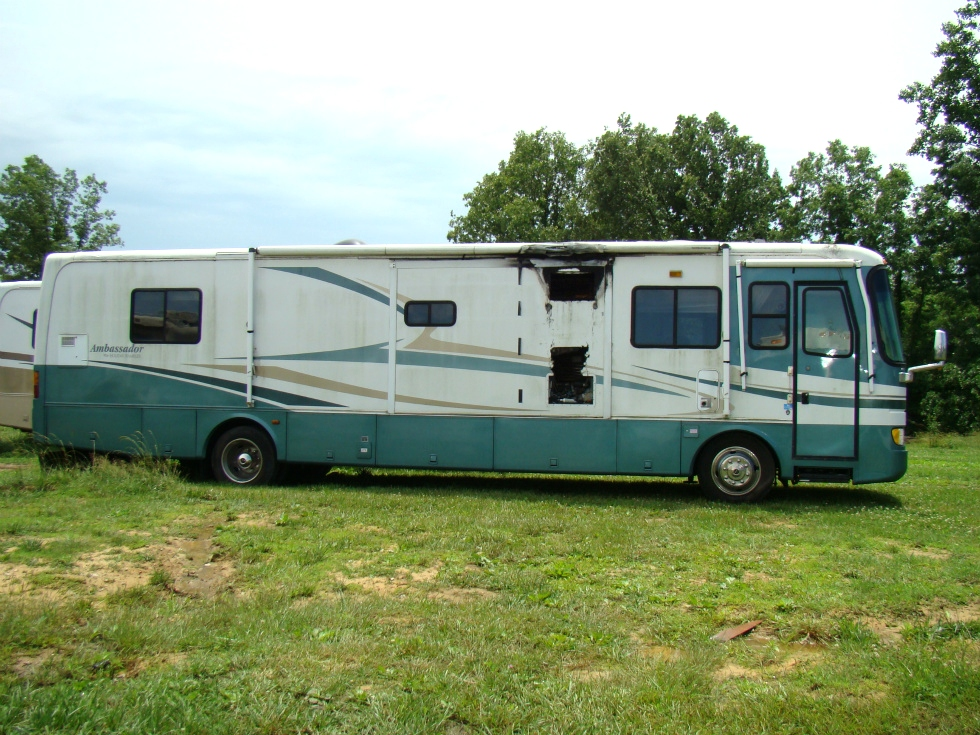 USED RV / MOTORHOME PARTS - 2002 HOLIDAY RAMBLER AMBASSADOR PART FOR SALE