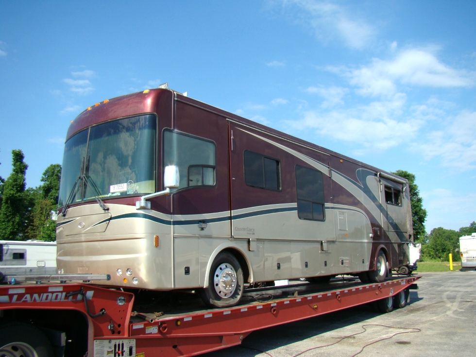 2005 COUNTRY COACH INSPIRE 330 RV PARTS FOR SALE