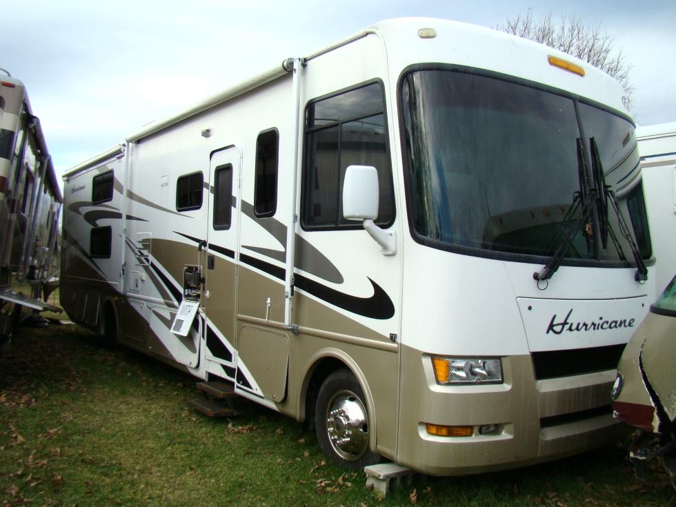 2005 HURRICAN MOTORHOME PARTS CALL VISONE RV 606-843-9889