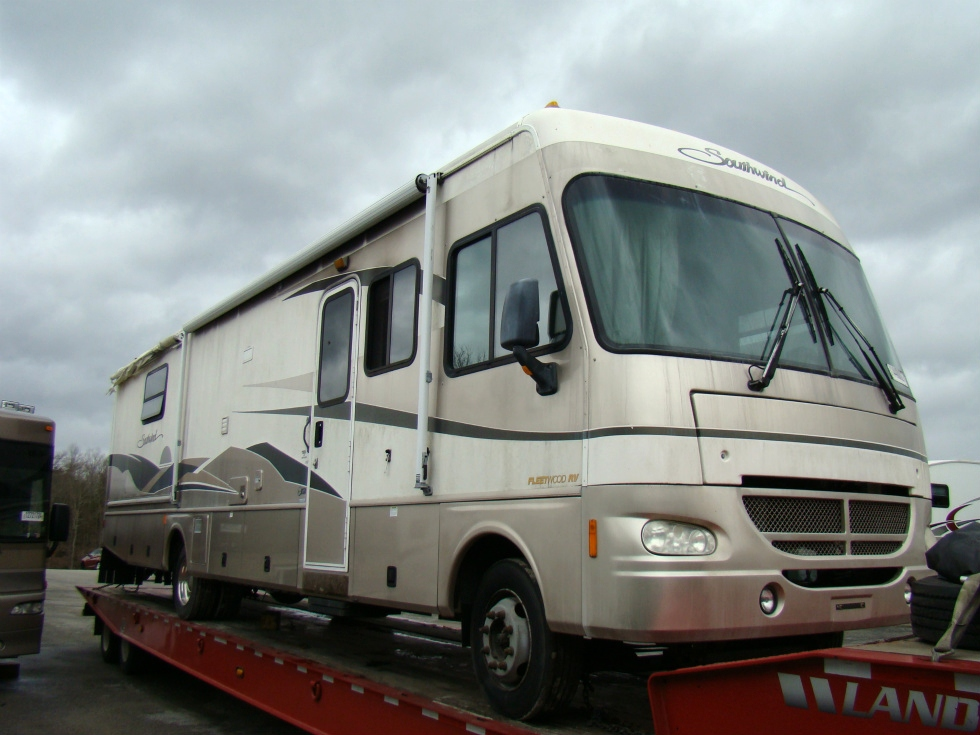 2003 FLEETWOOD SOUTHWIND MOTORHOME PARTS