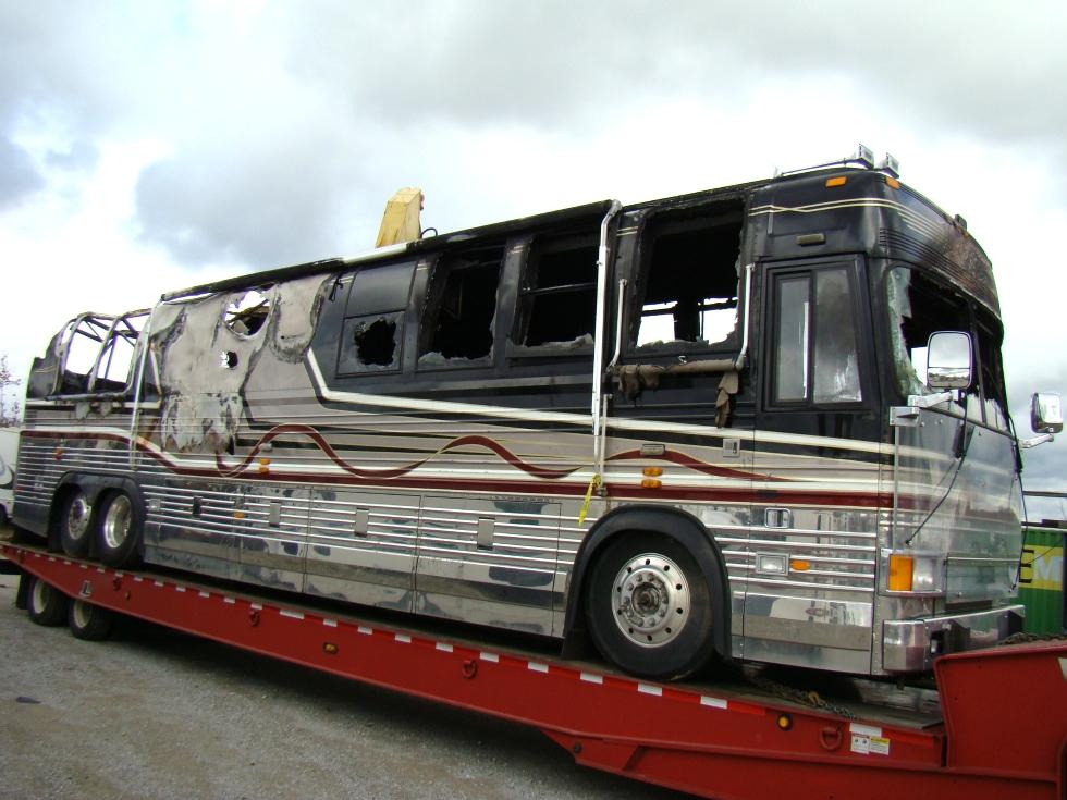 Rv exterior body panels prevost parts 1997 prevost bus for Prevost motor coach sales