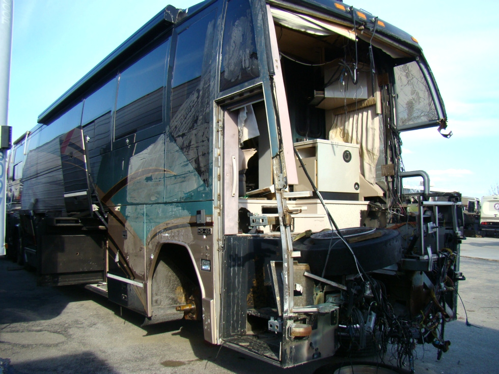 Rv exterior body panels prevost h3 parts 2000 prevost h3 for Prevost motor coach sales