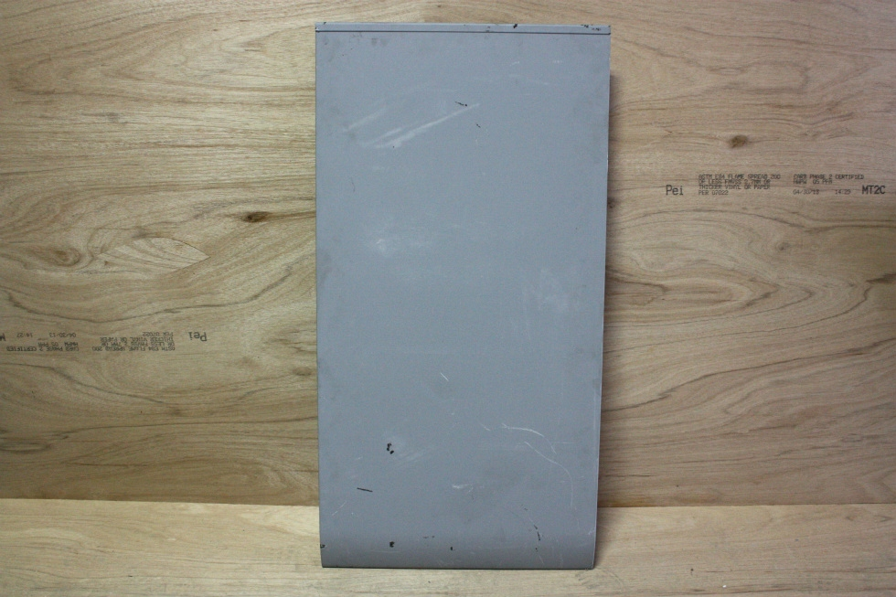 Setra Bus Rear of Tag Axle Filler Panel For Sale