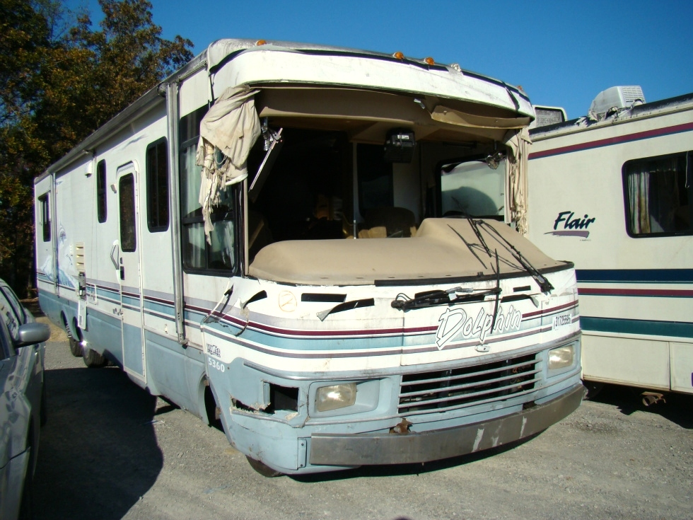 Parts Of A Camper : Rv exterior body panels national dolphin motorhome