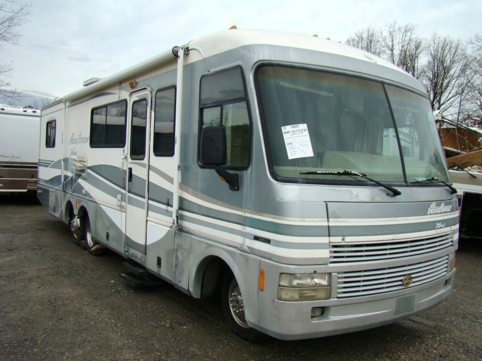 rv exterior body panels 1998 fleetwood pacearrow used parts for sale fleetwood motorhome parts