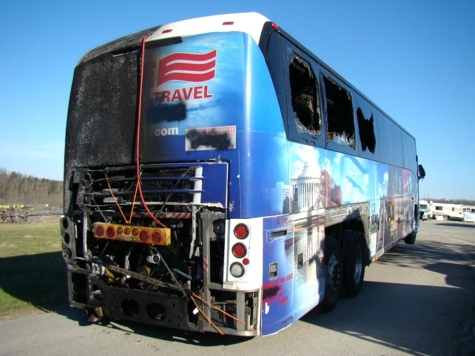 Rv Exterior Body Panels 2011 Mci Passenger Bus For Sale