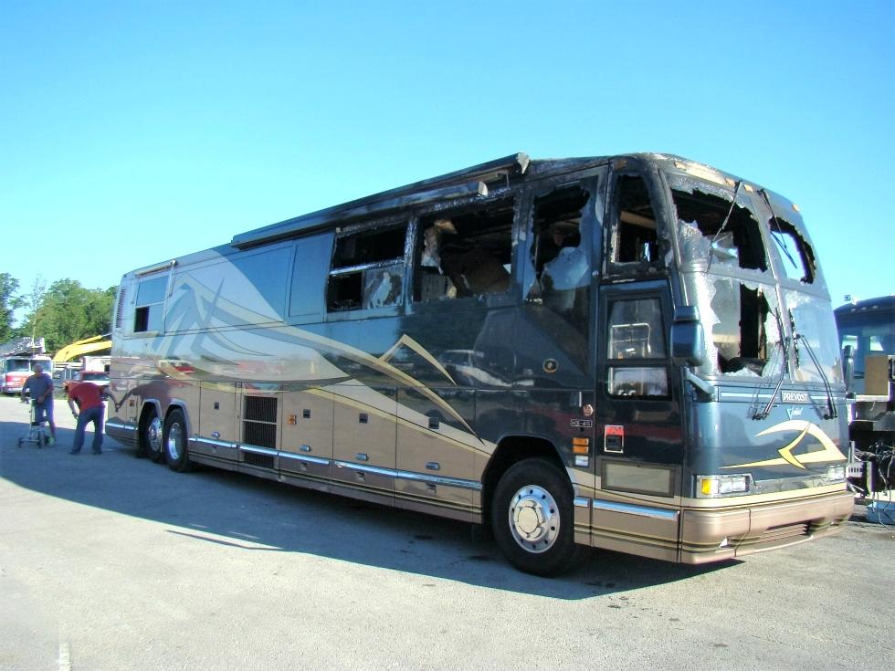 Rv exterior body panels used prevost parts 1997 prevost h3 for Prevost motor coach sales