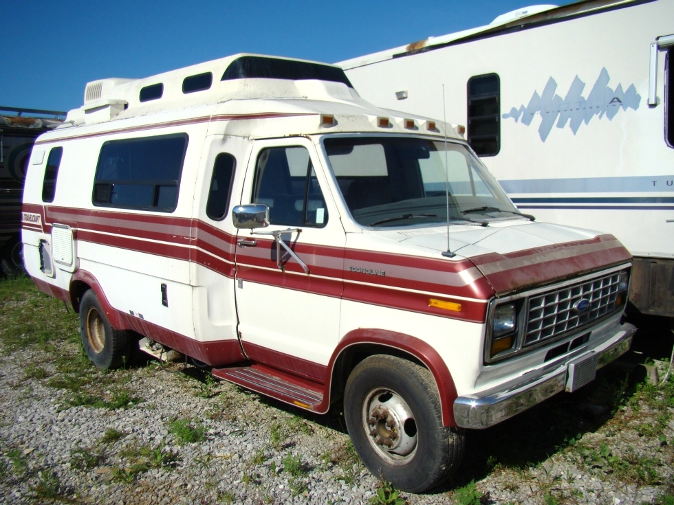 Rv Exterior Body Panels 1985 Travel Craft Parts For Sale Other Makes And Models Parting 1985
