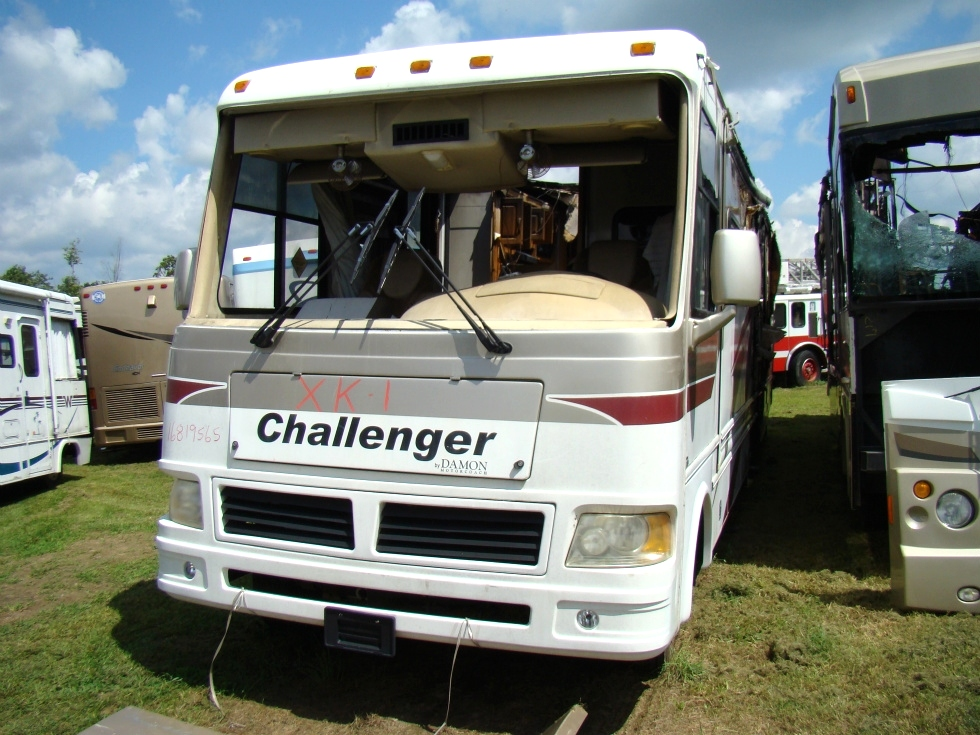 USED 2006 DAMON CHALLENGER PARTS FOR SALE