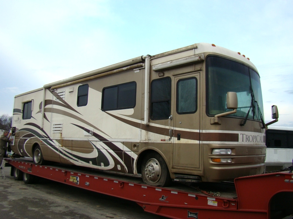 NATIONAL TROPICAL RV MOTORHOME PARTS 2005- 2006