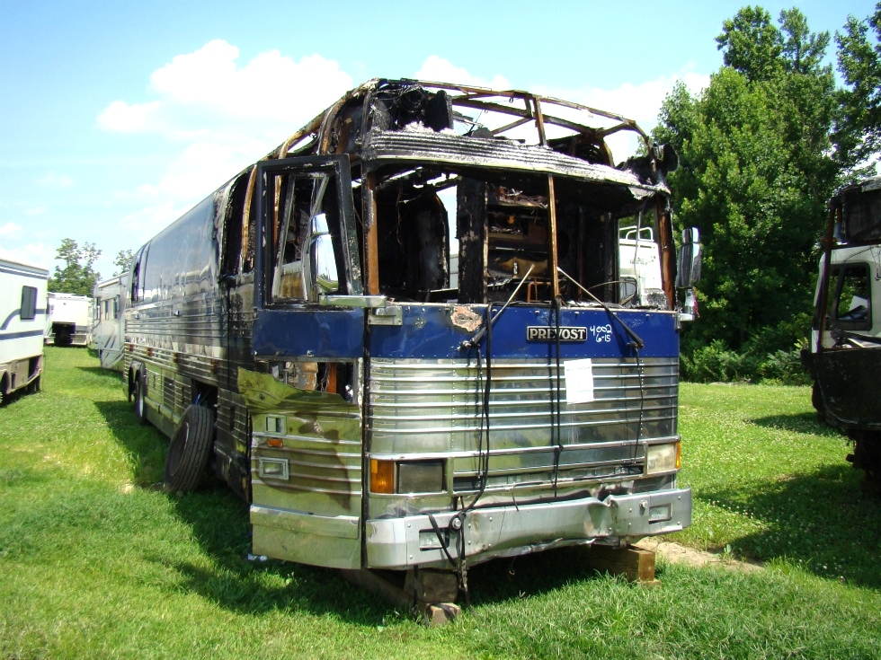 1999 PREVOST XL 45 USED PARTS FOR SALE