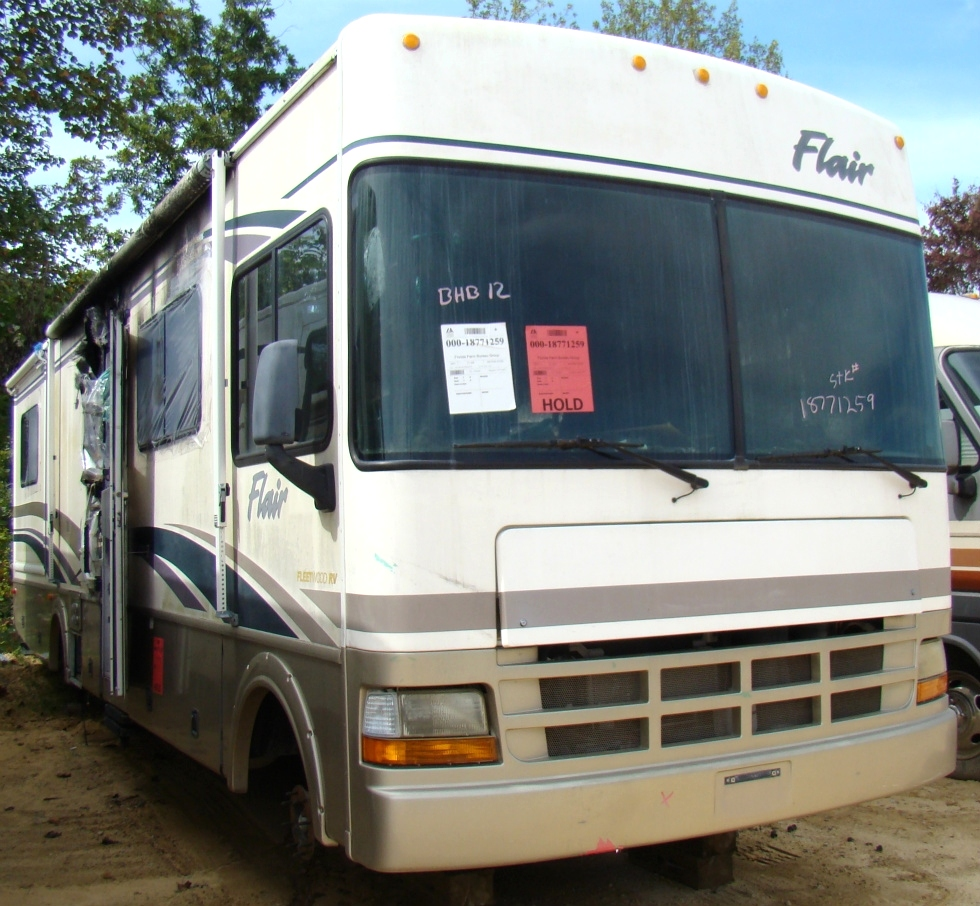 1999 FLEETWOOD FLAIR RV PARTS USED FOR SALE