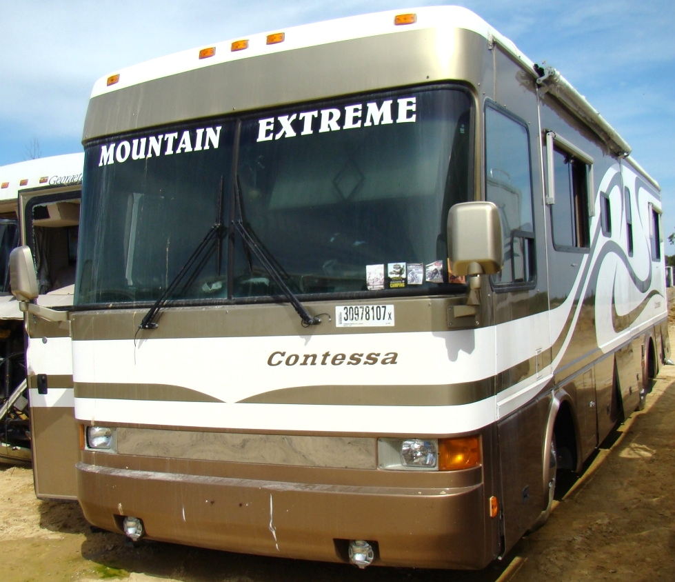 1999  BEAVER CONTESSA RV PARTS FOR SALE - MOTORHOME SALVAGE YARD