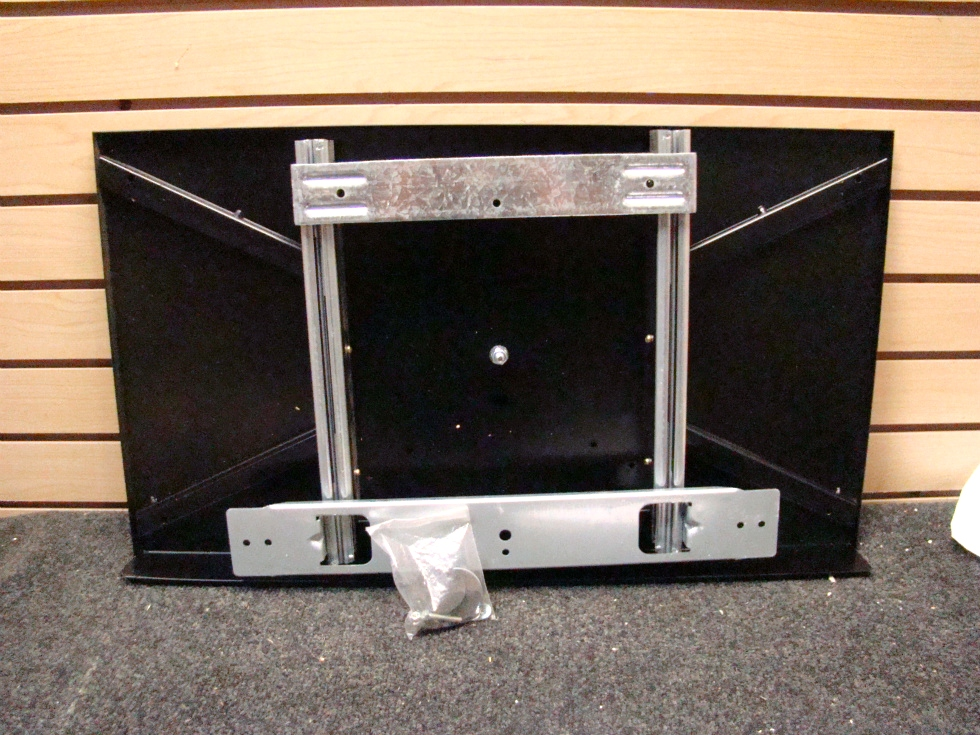 NEW BLACK T.V. MOUNT SIZE: 14 5/8X25 1/2  P/N:815.370-L067 SH9005