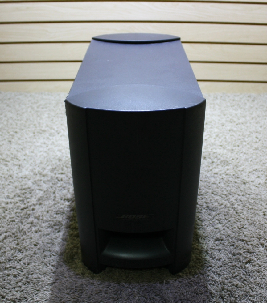 USED RV BOSE PS3-2-1 POWERED SPEAKER SYSTEM SUBWOOFER FOR SALE