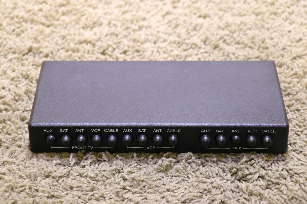 USED VCS-7 MAGNADYNE RV TV SWITCH BOX FOR SALE