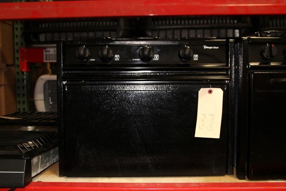 Rv Appliances Used Magic Chef Rv Appliance Oven Stove Rv