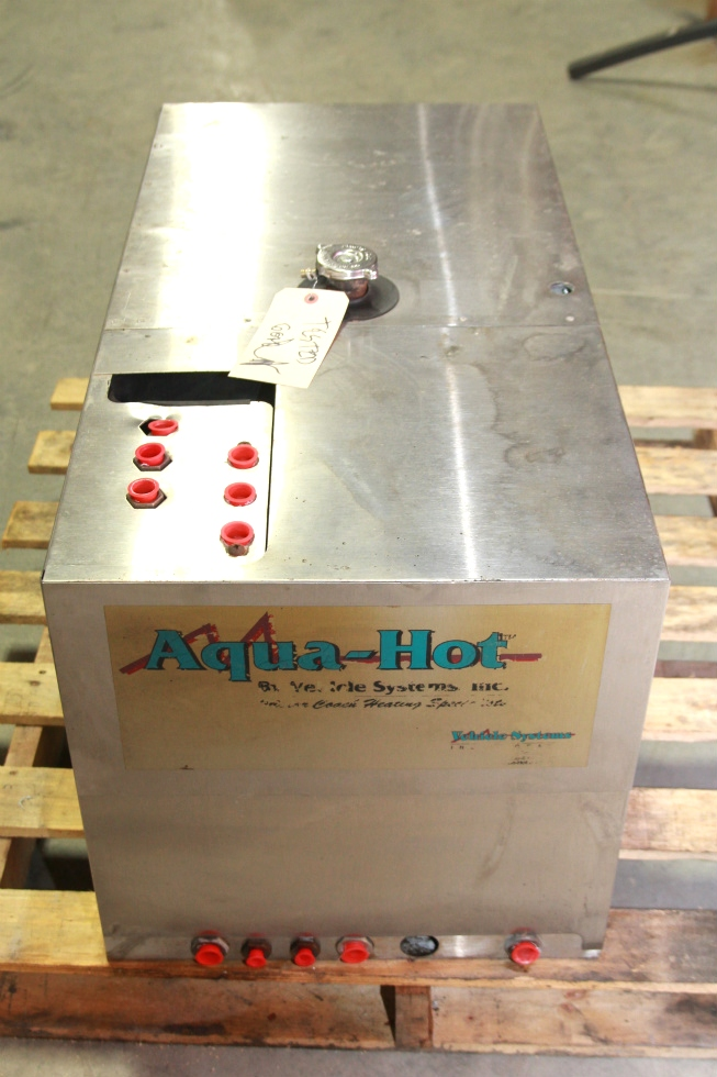 USED RV/MOTORHOME AQUA HOT HEATING SYSTEM MODEL: AHE-100 04S FOR SALE