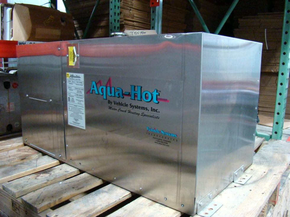 AQUA HOT HEATING SYSTEM AHE-100 04S FOR SALE USED - VISONE RV
