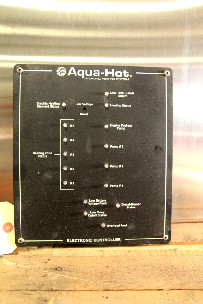 USED RV/MOTORHOME AQUA HOT ELECTRONIC CONTROL MODULE