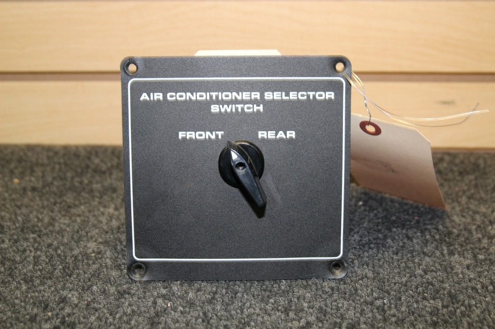 USED RV/MOTORHOME AIR CONDITIONER AC SELECTOR SWITCH