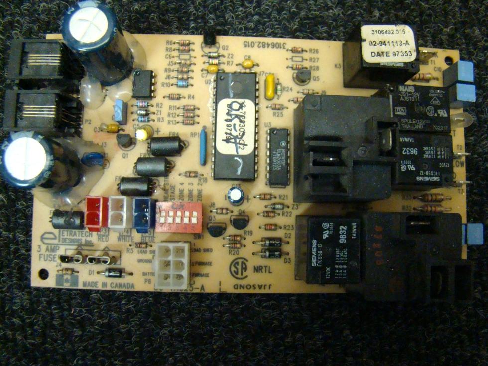 NEW OLD STOCK RV/ MOTROHOME AC CONTROL BOARD