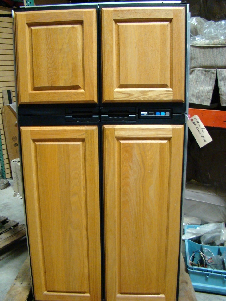 USED RV/MOTORHOME NORCOLD 1200LRIM (WOOD PANEL) REFRIGERATOR