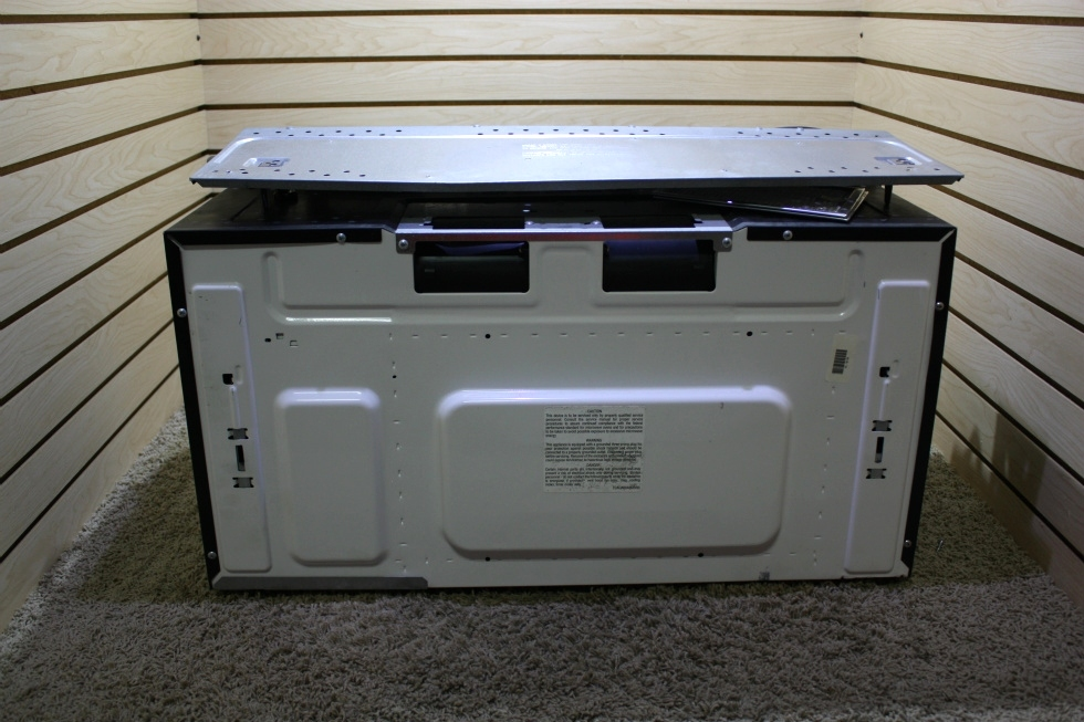 Used Rv Motorhome Sharp Carousel Microwave Oven R 1510 For