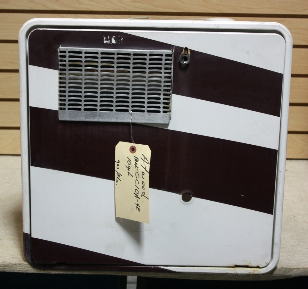 Used gc10a 4e atwood rv 10 gallon water heater for sale ebay for Used water heaters