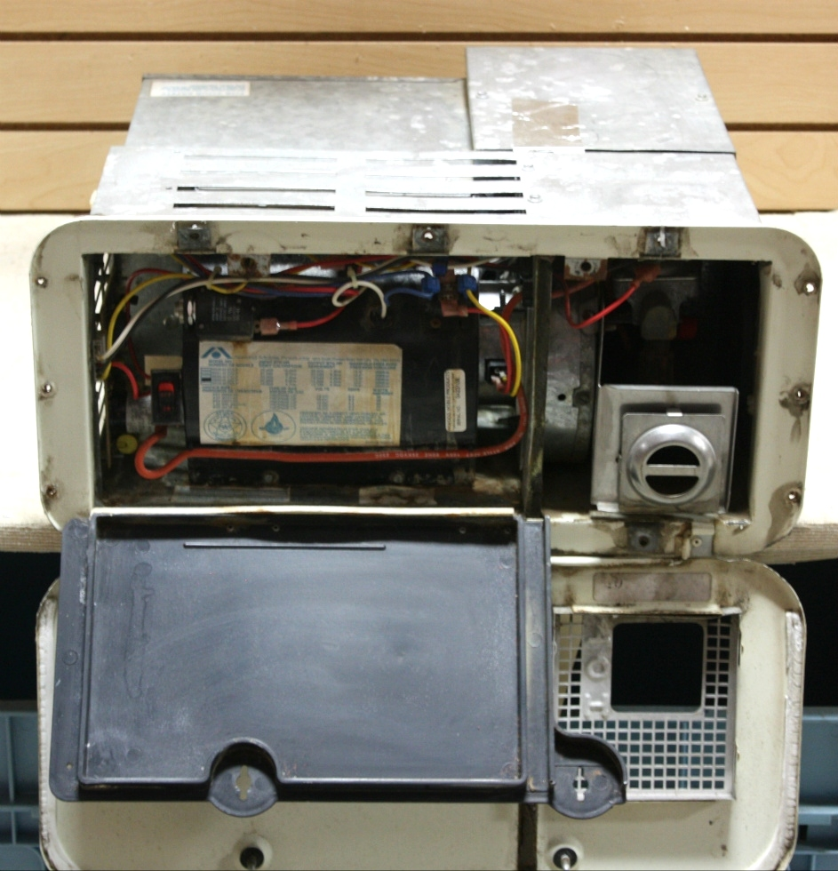rv appliances used motorhome atwood 8520 iv dclp furnace. Black Bedroom Furniture Sets. Home Design Ideas
