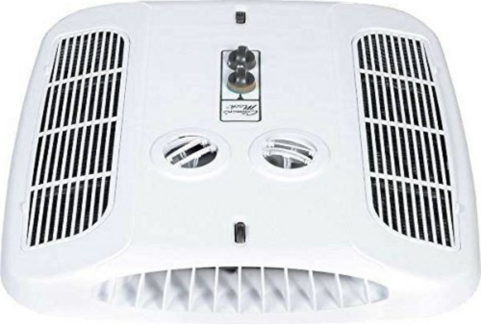 COLEMAN DELUXE CHILLGRILLE CEILING ASSEMBLY 9430D7153 MOTORHOME PARTS FOR SALE
