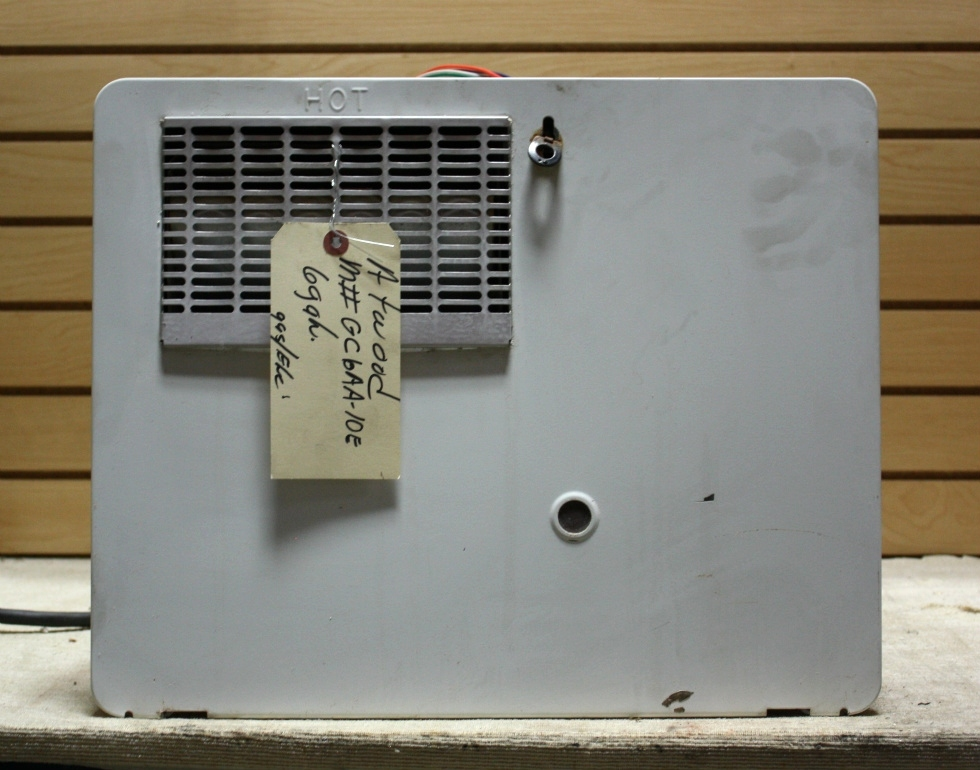 Rv Appliances Used 6 Gallon Atwood Water Heater Gc6aa 10e