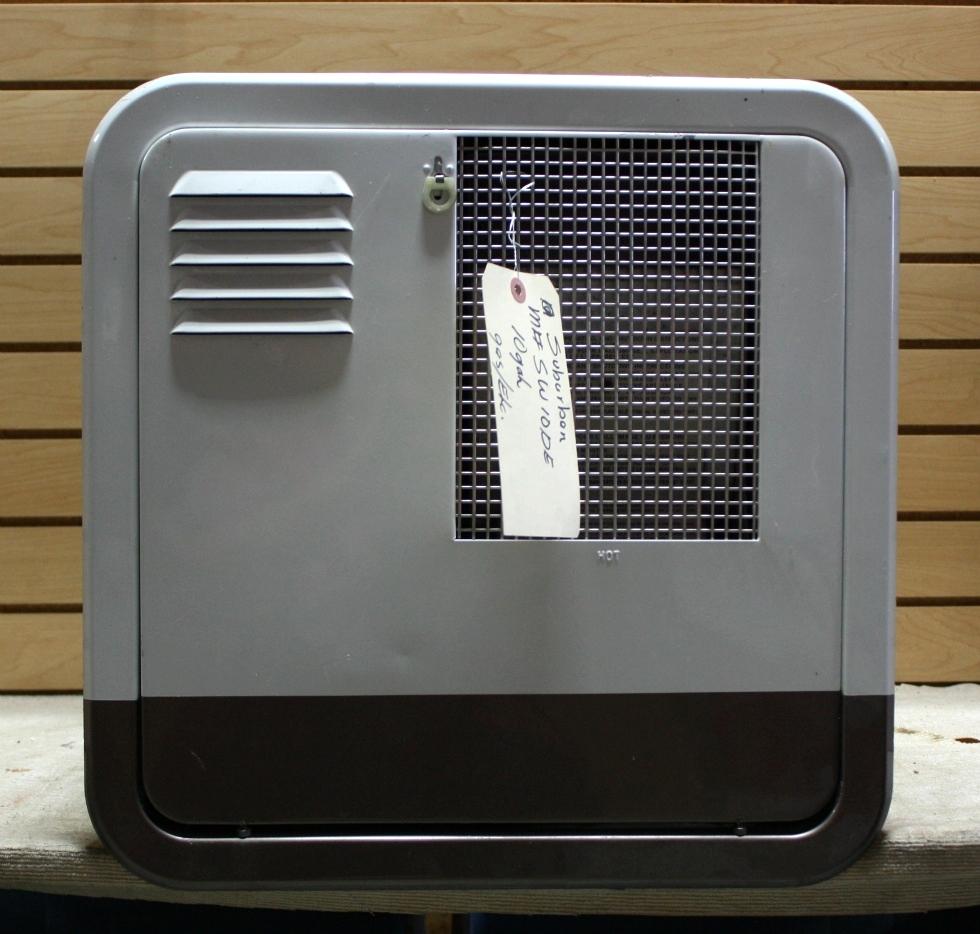 USED SW10DE SUBURBAN WATER HEATER MOTORHOME APPLIANCES FOR SALE