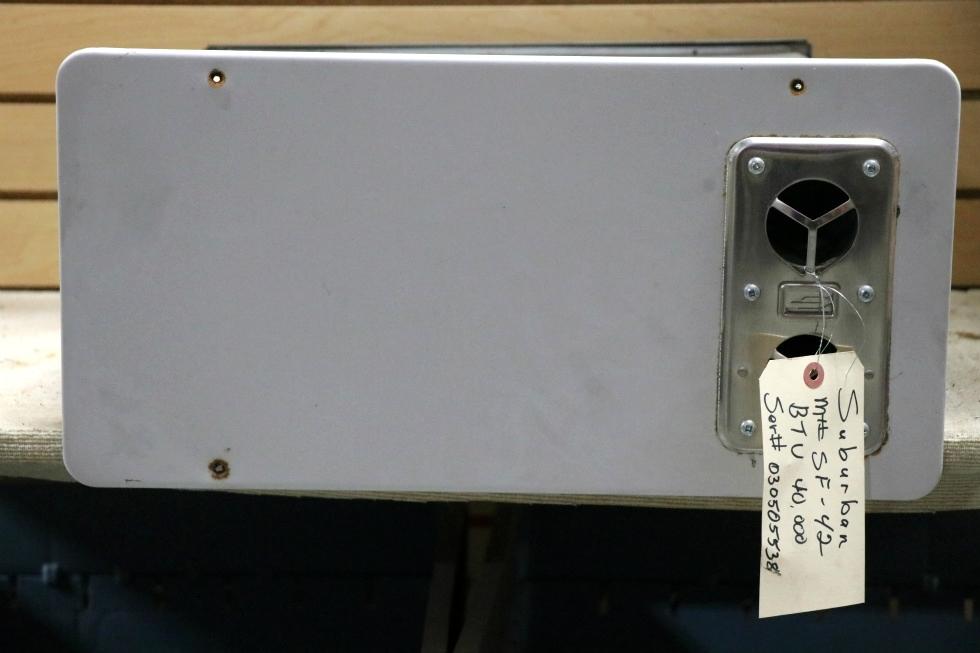 USED RV 40,000 BTU SF-42 SUBURBAN FURNACE FOR SALE