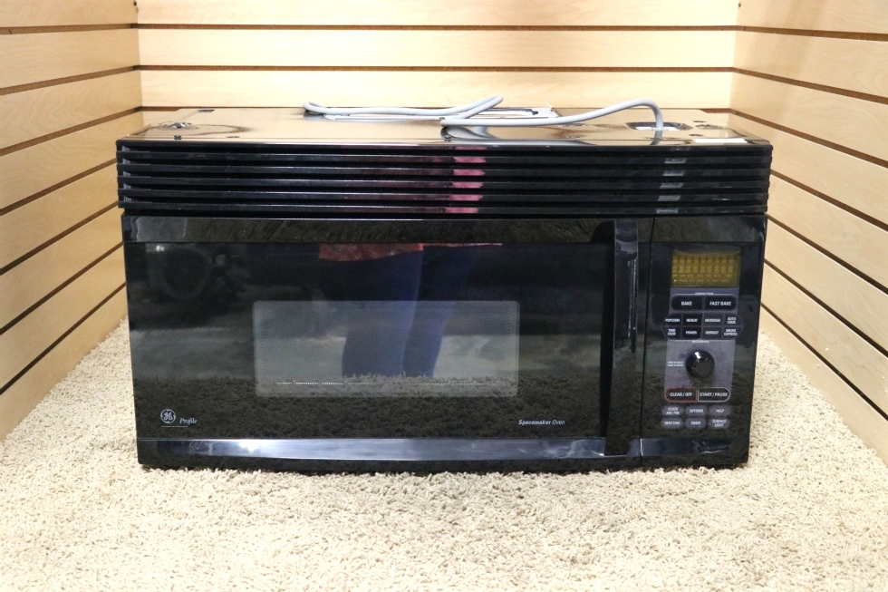 USED RV JVM1490BD 003 GE SPACEMAKER CONVECTION MICROWAVE FOR SALE