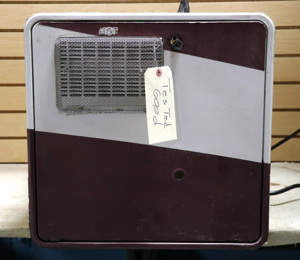 USED 10 GALLON WATER HEATER ATWOOD GCH10A-3E RV APPLIANCES FOR SALE