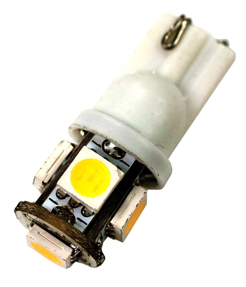 NEW RV/MOTORHOME ARCON 12V SOFT WHITE 5 LED REPLACEMENT BULB PN 50568