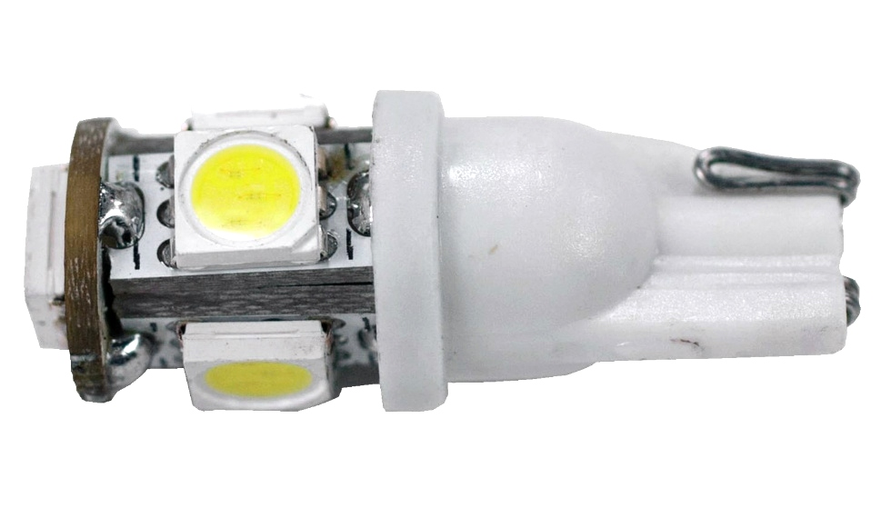 NEW RV/MOTORHOME ARCON 12V SOFT WHITE 5 LED REPLACEMENT BULB PN 50610