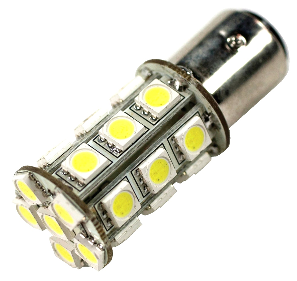 NEW RV/MOTORHOME ARCON 12V BRIGHT WHITE 24 LED REPLACEMENT BULB PN: 50509
