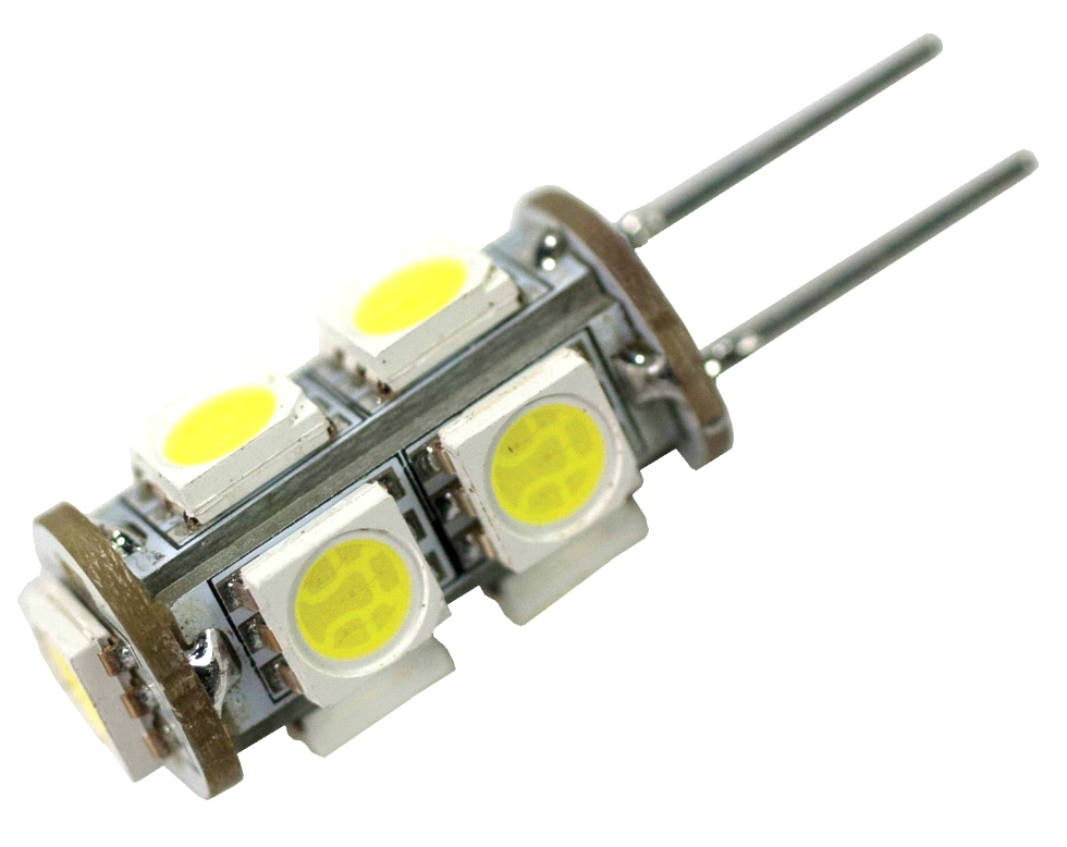 NEW RV/MOTORTHOME ARCON BRIGHT WHITE 12V 9-LED TUBE BULB PN: 50529