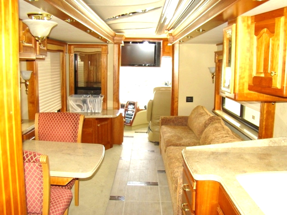 Rv Interiors Motorhome Interior Package For Sale 2007 Country Coach Magna 630 Rv Interiors