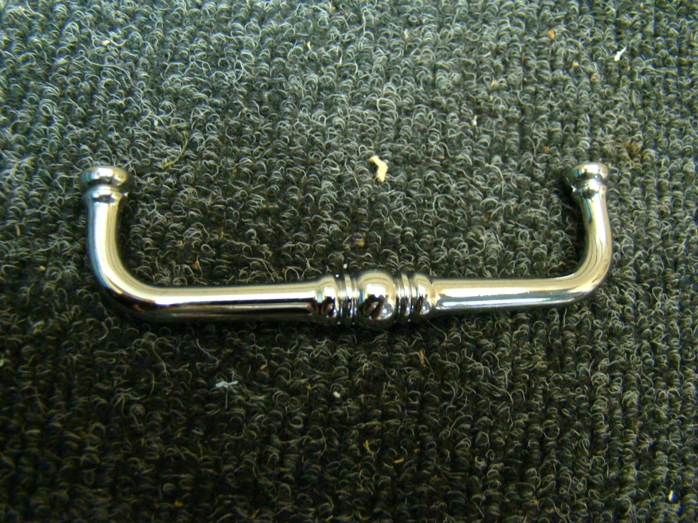 NEW RV OR HOME CHROME PLATED CABINET PULL HANDLE