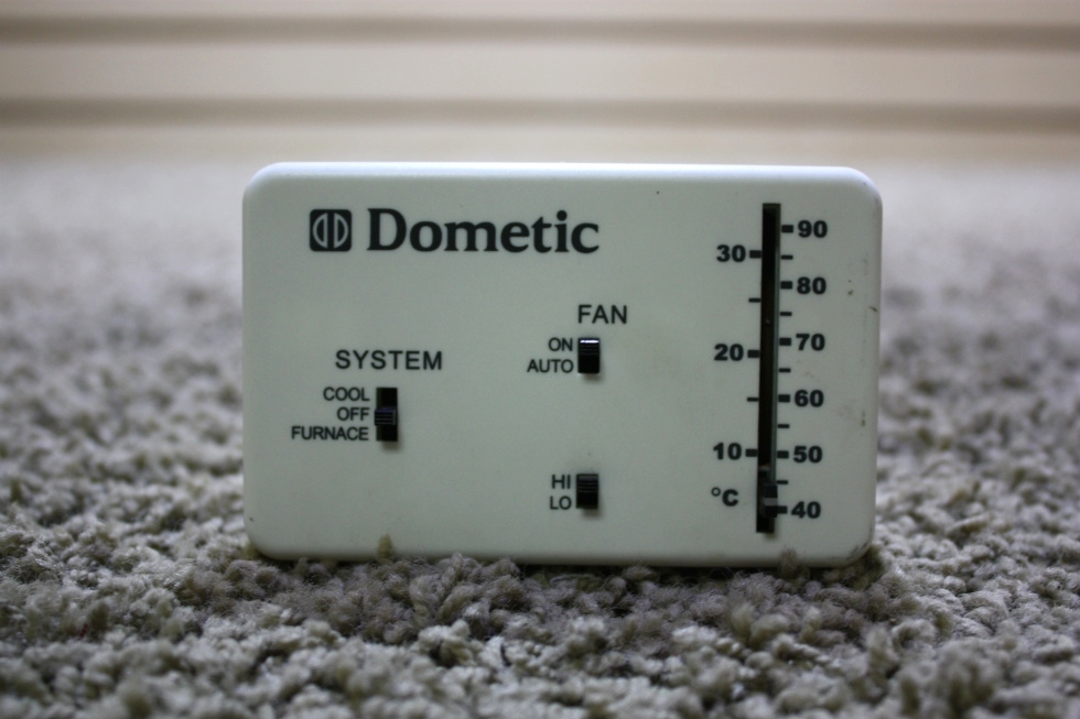USED RV DOMETIC 3106995.032 THERMOSTAT FOR SALE