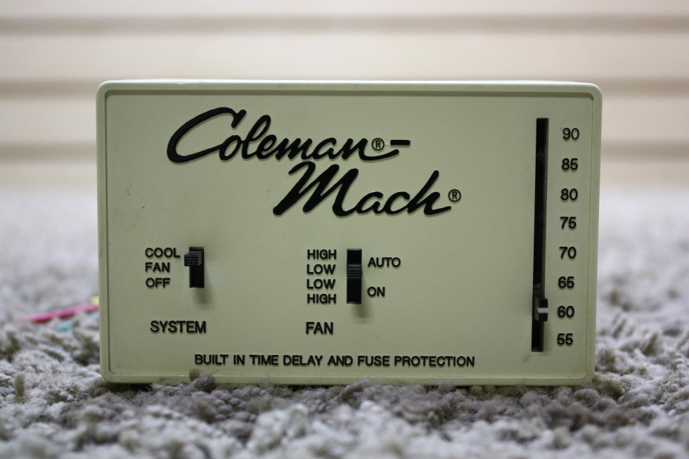 USED RV COLEMAN-MACH WALL THERMOSTAT 7330D336 FOR SALE